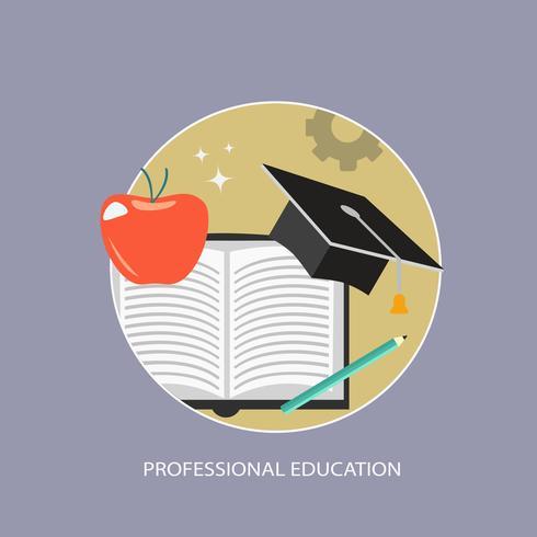 Icona di affari di formazione professionale