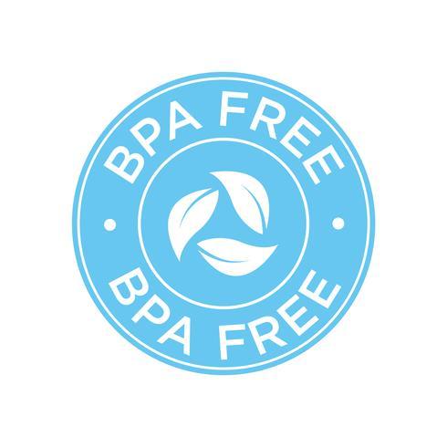 Ícone livre de BPA.