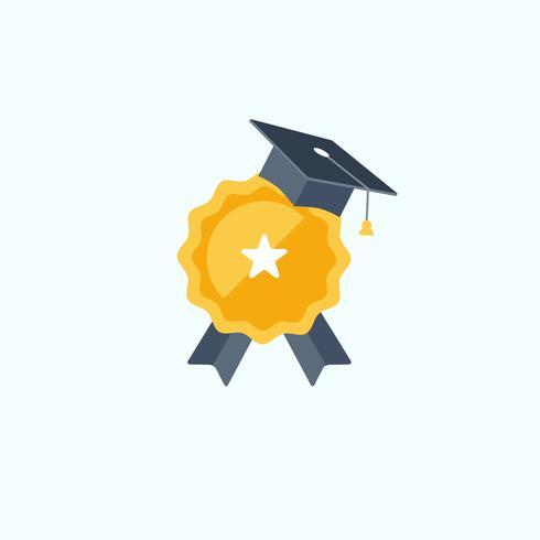 Concetto per il successo dell'istruzione e risultati