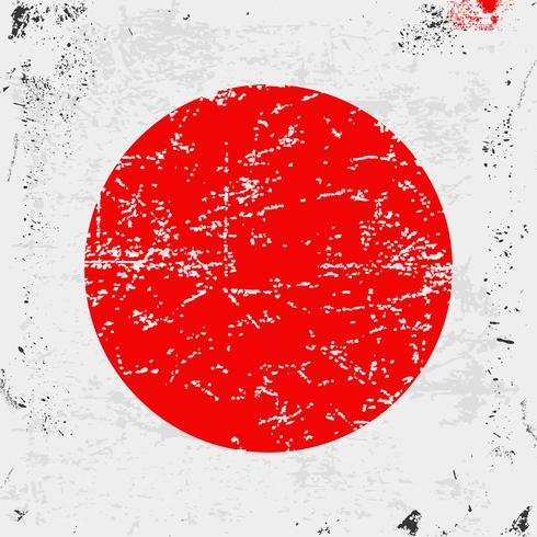 Grunge red stamp vector