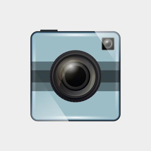 Icono de cámara de fotos