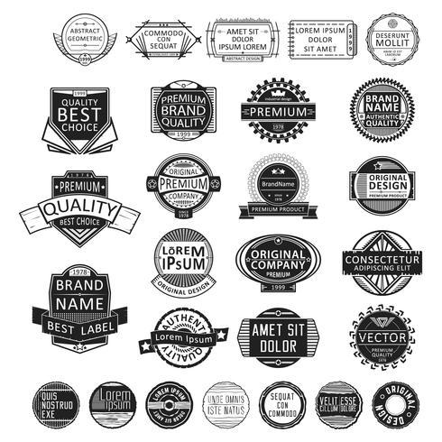 Set di francobolli