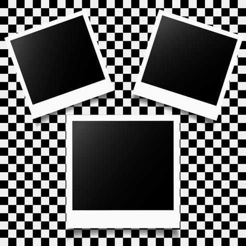 Photo frames set