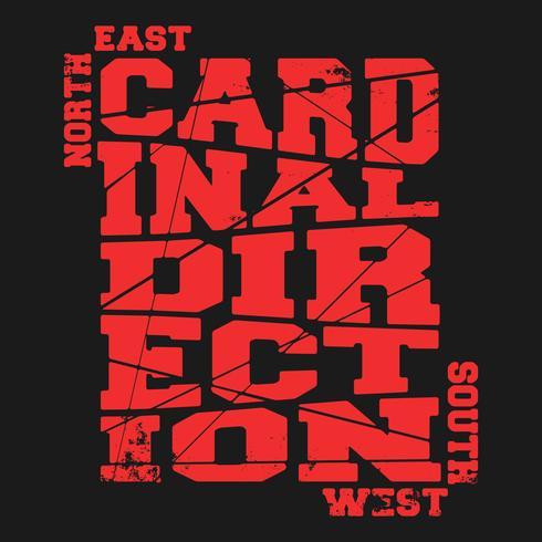 Timbro di direzione del cardinale