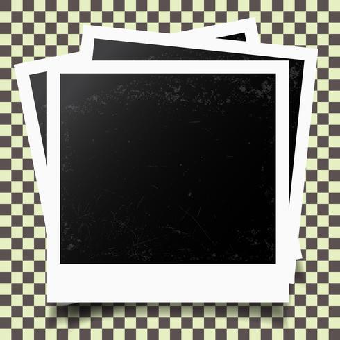 Plantilla de marco de foto