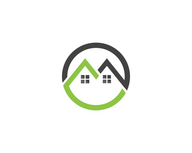 Icônes vectorielles logo M telles icônes de modèle vecteur