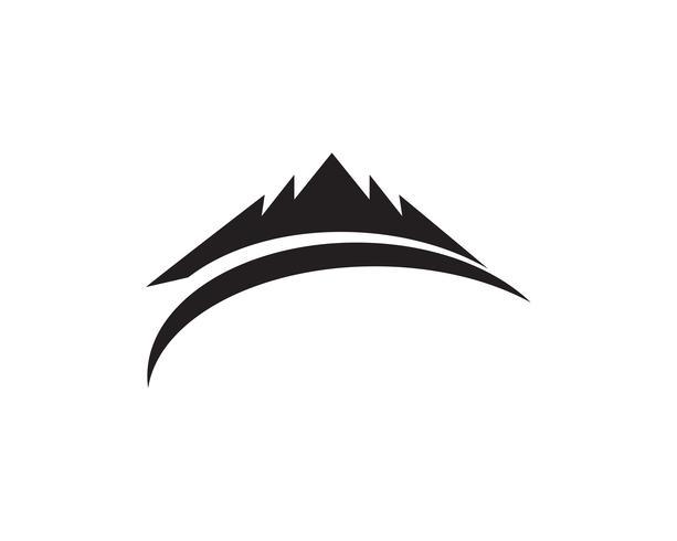 Mountain Logo Business Template Vector icons app..