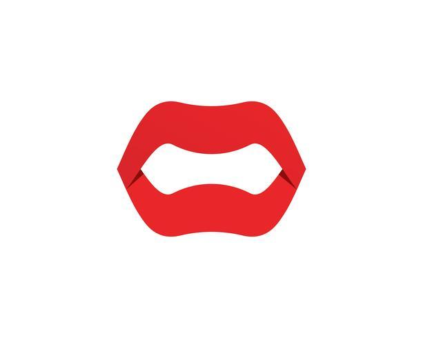 mun Tandvård logotyp och symboler mall ikoner app,