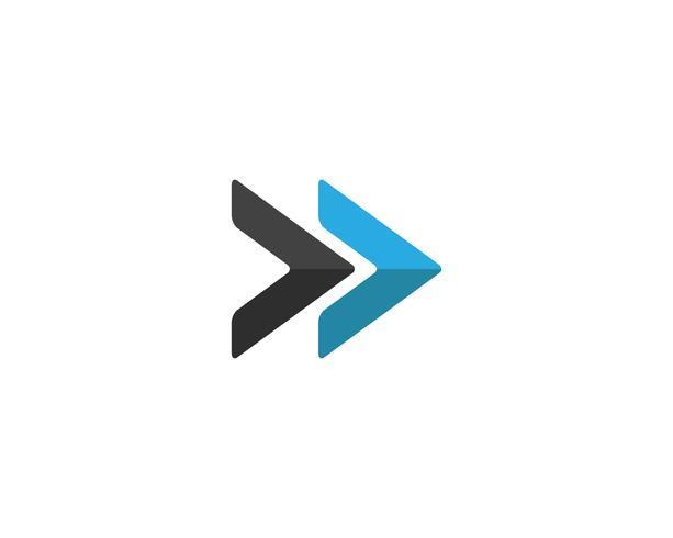Entwurfsvorlage für Business-abstraktes Logo
