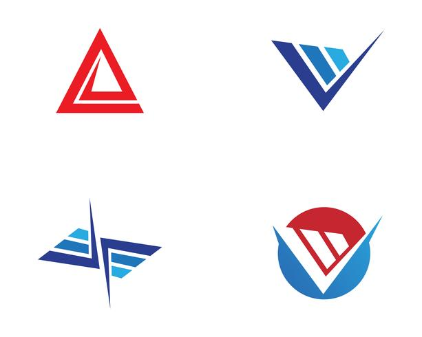 modèle d'icônes logo et symboles maison bâtiments ..