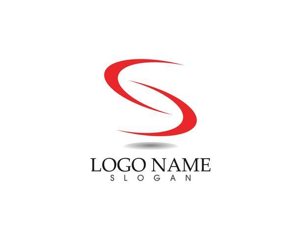 Logo de cercle de technologie et vecteur de symboles