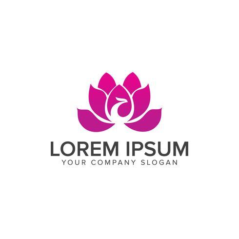Spa-Ästhetik-Logo-Design-Konzept-Vorlage