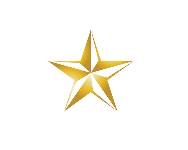 Logo étoile modèle vector icon design illustration - Telecharger ...