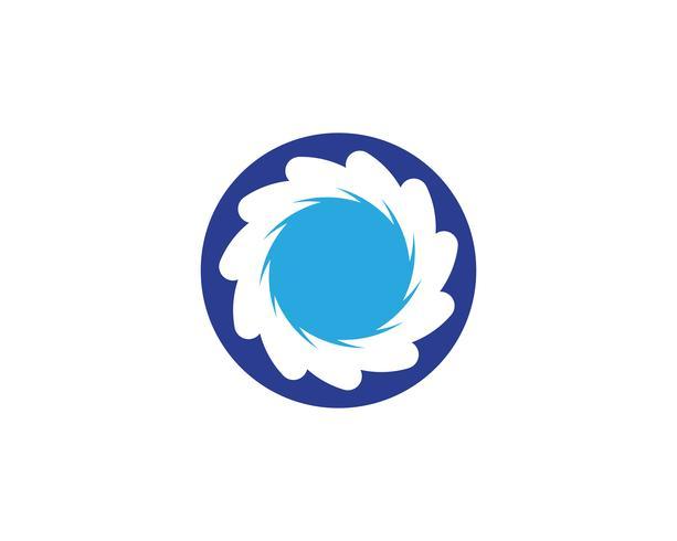 vortex cirkel logotyper och symboler mall ikoner
