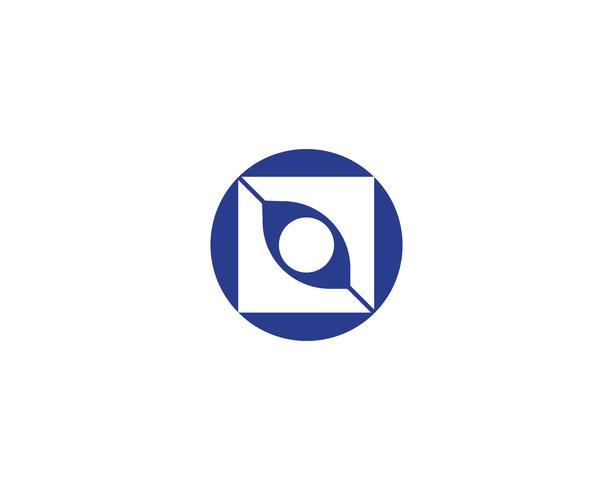 finance logo et symboles vector concept