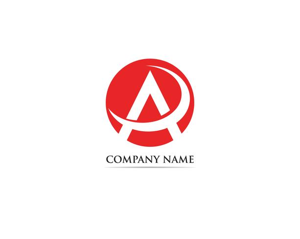 Une icône de logo Business Template Vector