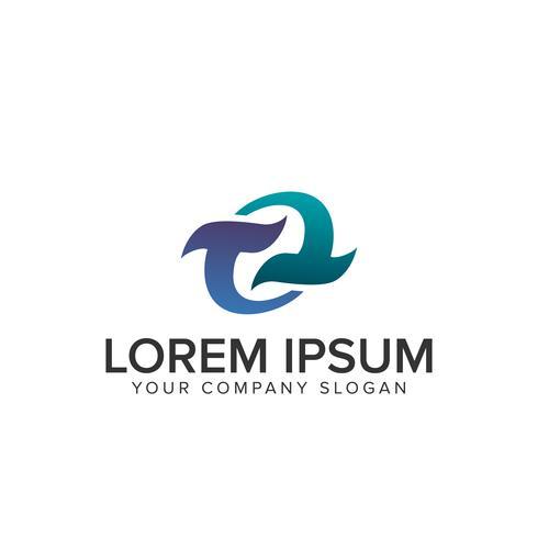 brev T-logotyp