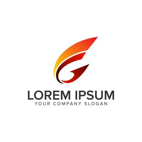 Plantilla de concepto de diseño de logotipo letra ttechnology. vector
