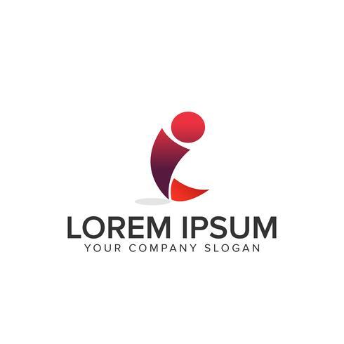 Letra I logo
