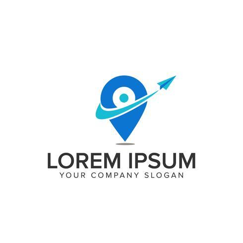 kartpekare logotyp