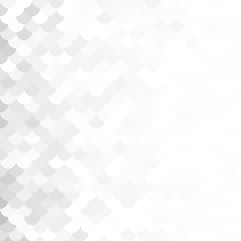 Patrón de tejas de techo gris blanco, plantillas de diseño creativo