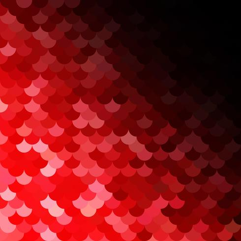 Röd takplattor mönster, kreativa designmallar