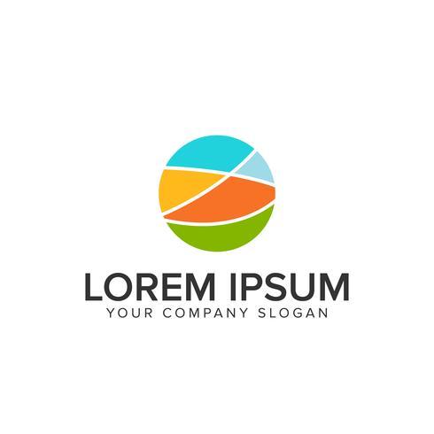 Logo del campo circolare