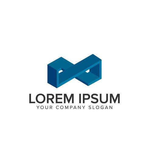 unlimited logo. building architect