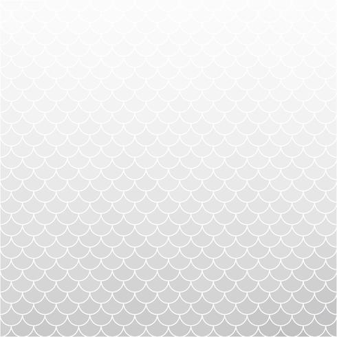 Modèle de tuiles de toit blanc gris, modèles de conception créative