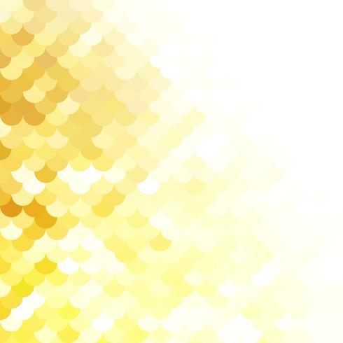 Motif de tuiles de toit jaune, modèles de conception créative