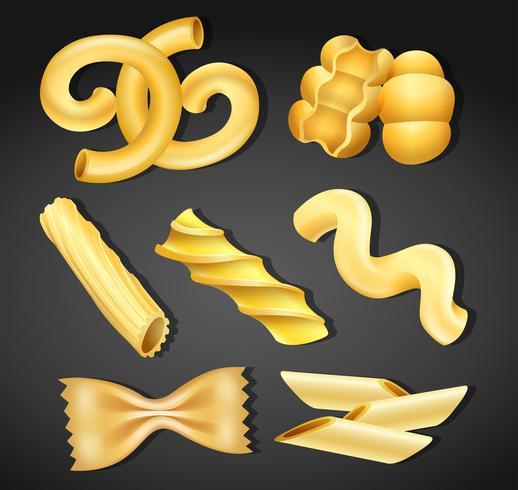 Um conjunto de variedades de massas