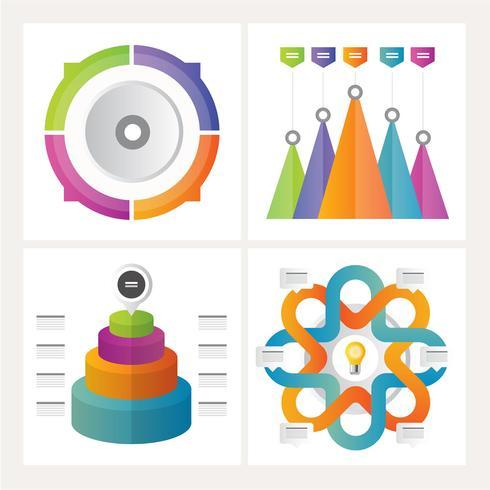 Illustration vectorielle infographique