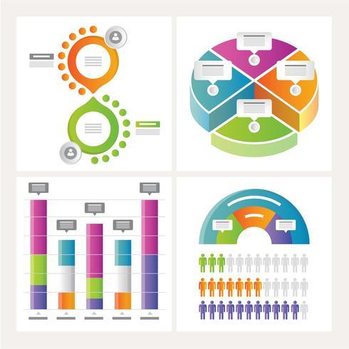 Vektor Infographik Illustration