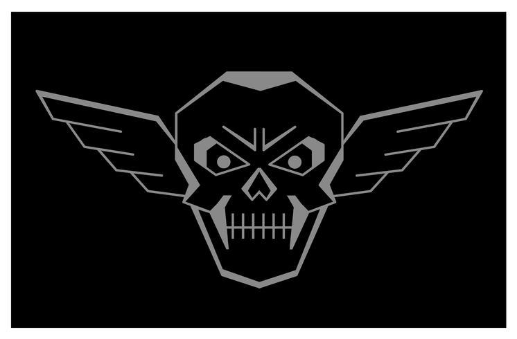 Armoiries du crâne de l'armée