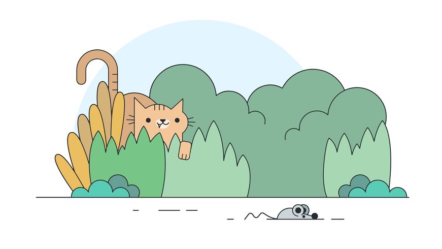 Captura el vector del ratón