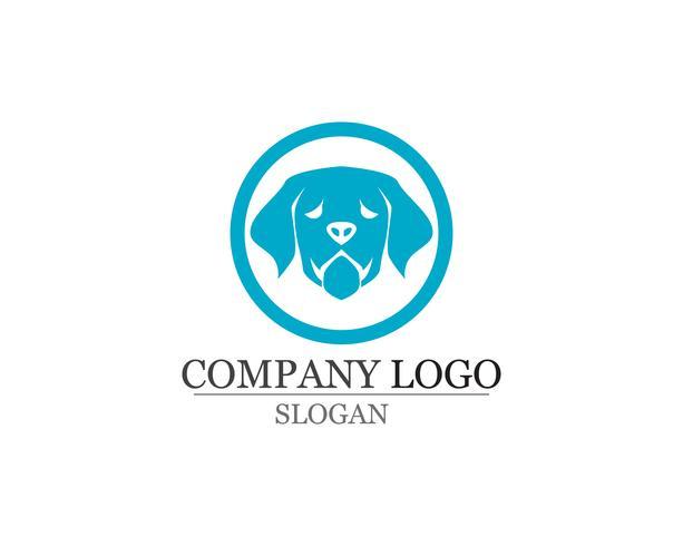 cane Amore simboli logo e simboli modello
