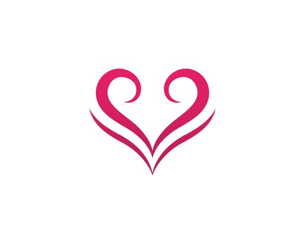 Community love people care logo and symbols template ....