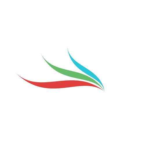 abstrakte Natur kosmetische Logo Vorlage Vektor Illustration Icon-Element