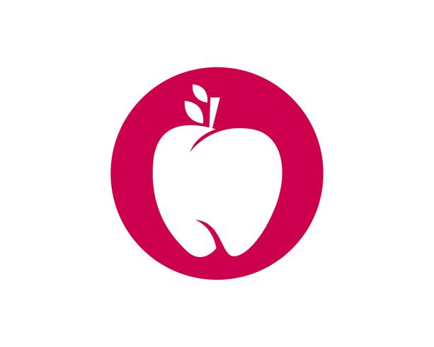 Apple logo and symbols vector illustration icons app..