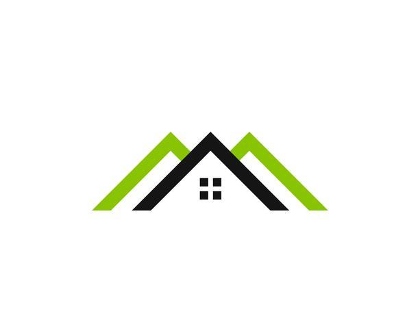 Inicio logo y simbolos vectoriales