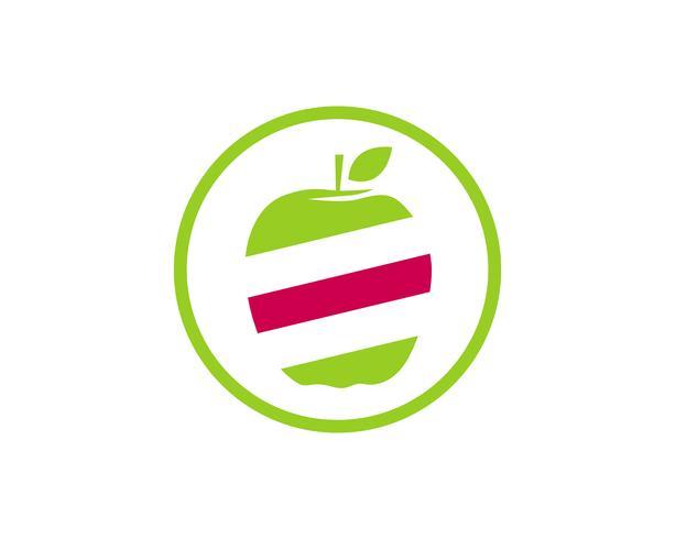 Apple logo y símbolos vector ilustración iconos aplicación ...