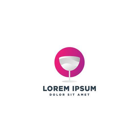 elemento di icona di vettore di cibo logo logo design