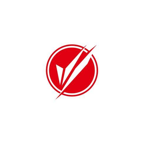 Letra w logo plantilla vector ilustración icono elemento descarga
