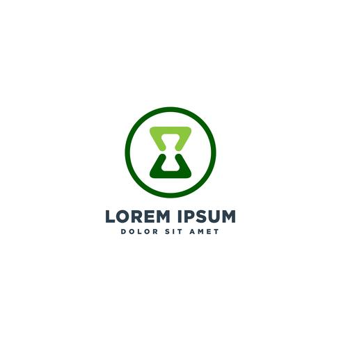 laboratory, health, medicine, care logo template vector illustration