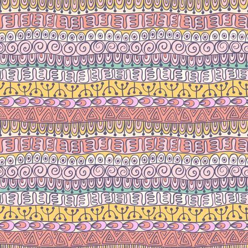 Ethnic tribal festive pattern for textile, wallpaper, scrapbooking.