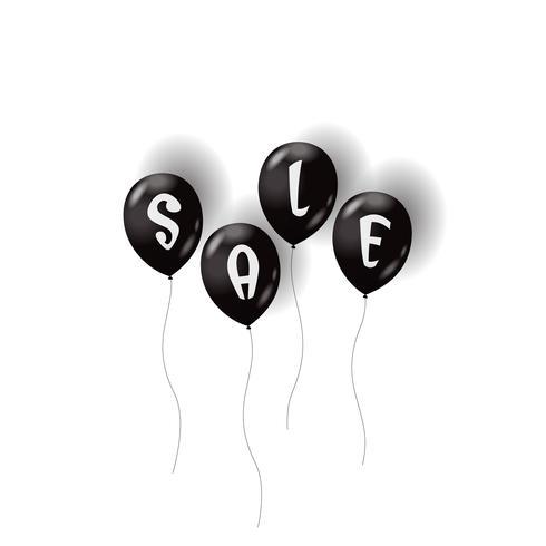 Balões de ar de venda