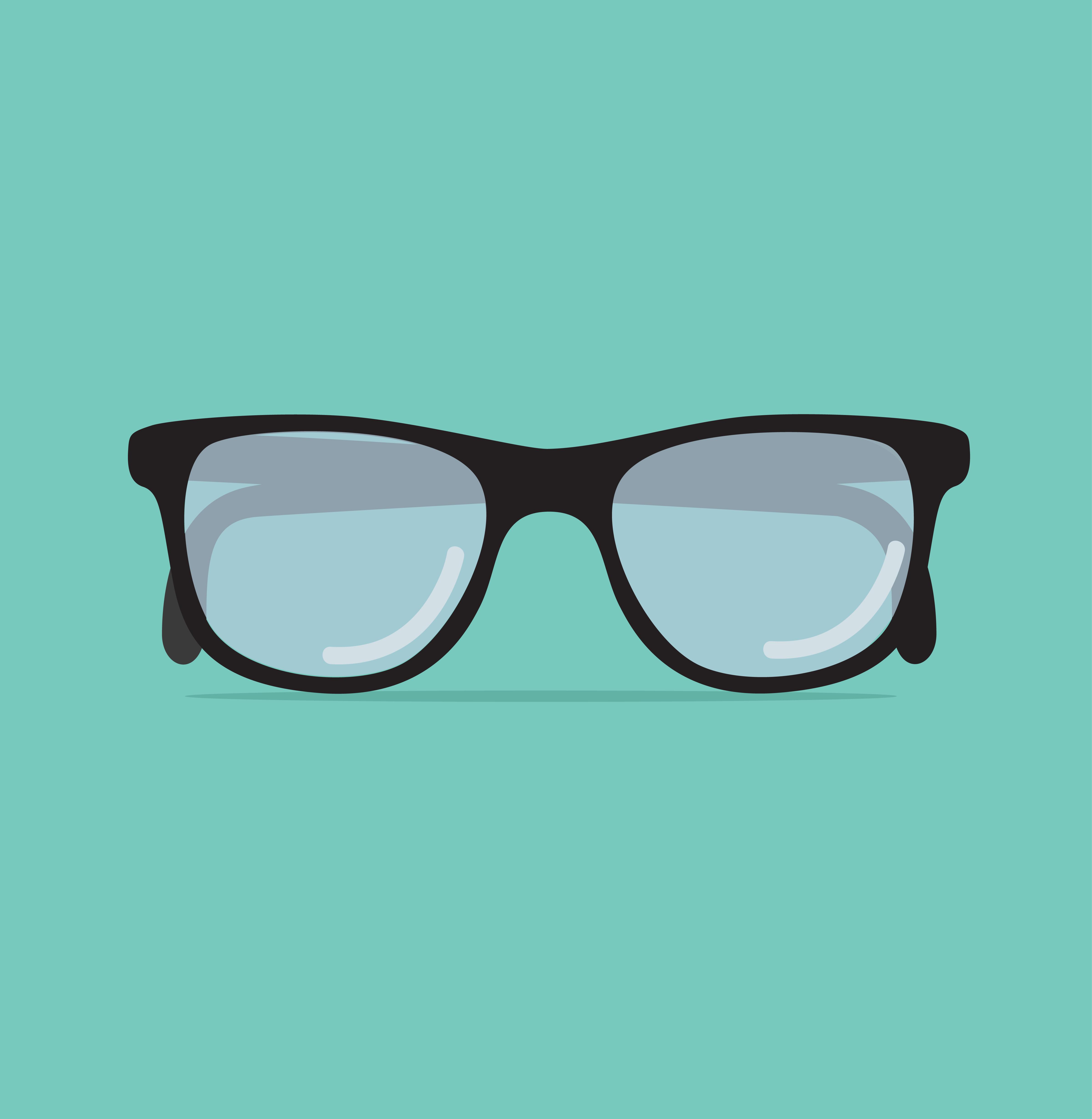 Marie Robertson Rose: New Glasses