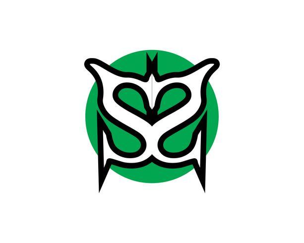 Geschäftsbrief-Logo-Vektorschablone
