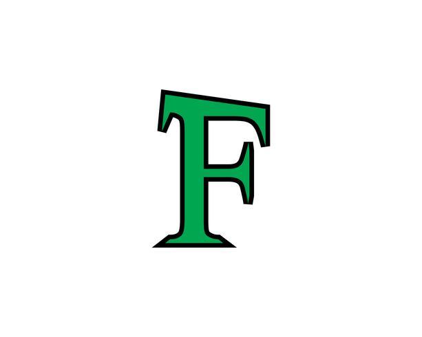 Business letter logo vector template