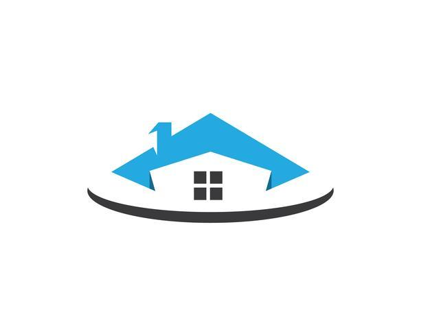 Construction de logo maison